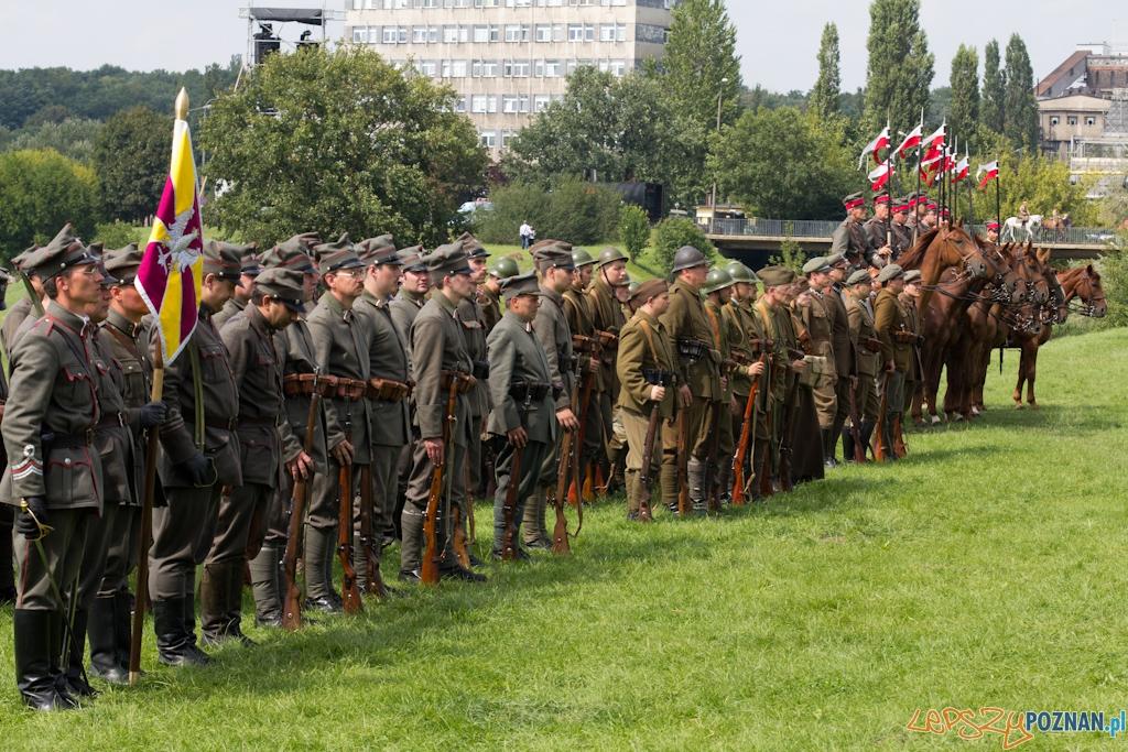 Poznańczycy 1919-2011 - Poznań Ostrów Tumski 14.08.2011 r.  Foto: lepszyPOZNAN.pl / Piotr Rychter