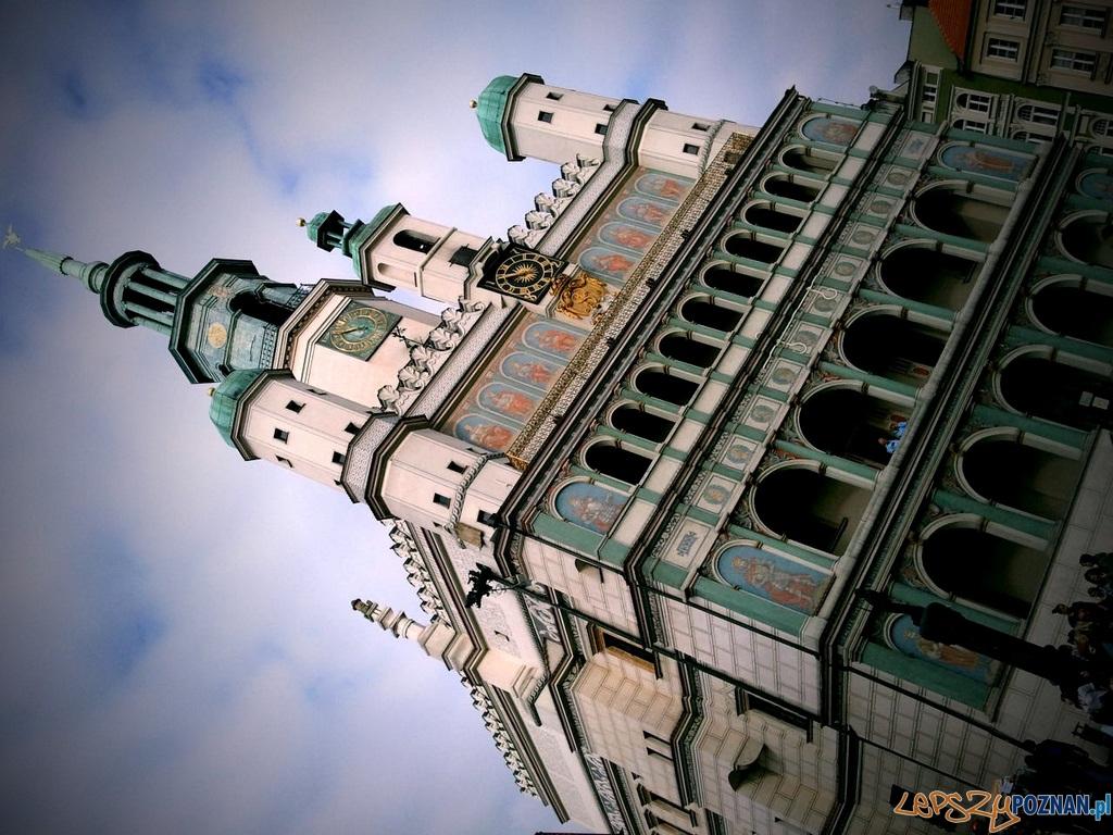 Ratusz w Poznaniu  Foto: lepszyPOZNAN.pl / ag