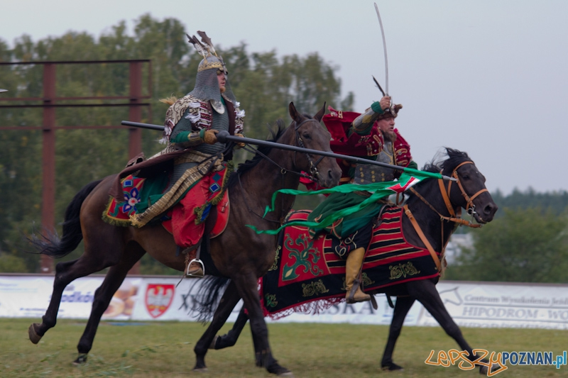 Otwarte Mistrzostwa Europy w Łucznictwie Konnym - Hipodrom Wola 2011  Foto: lepszyPOZNAN.pl / Piotr Rychter