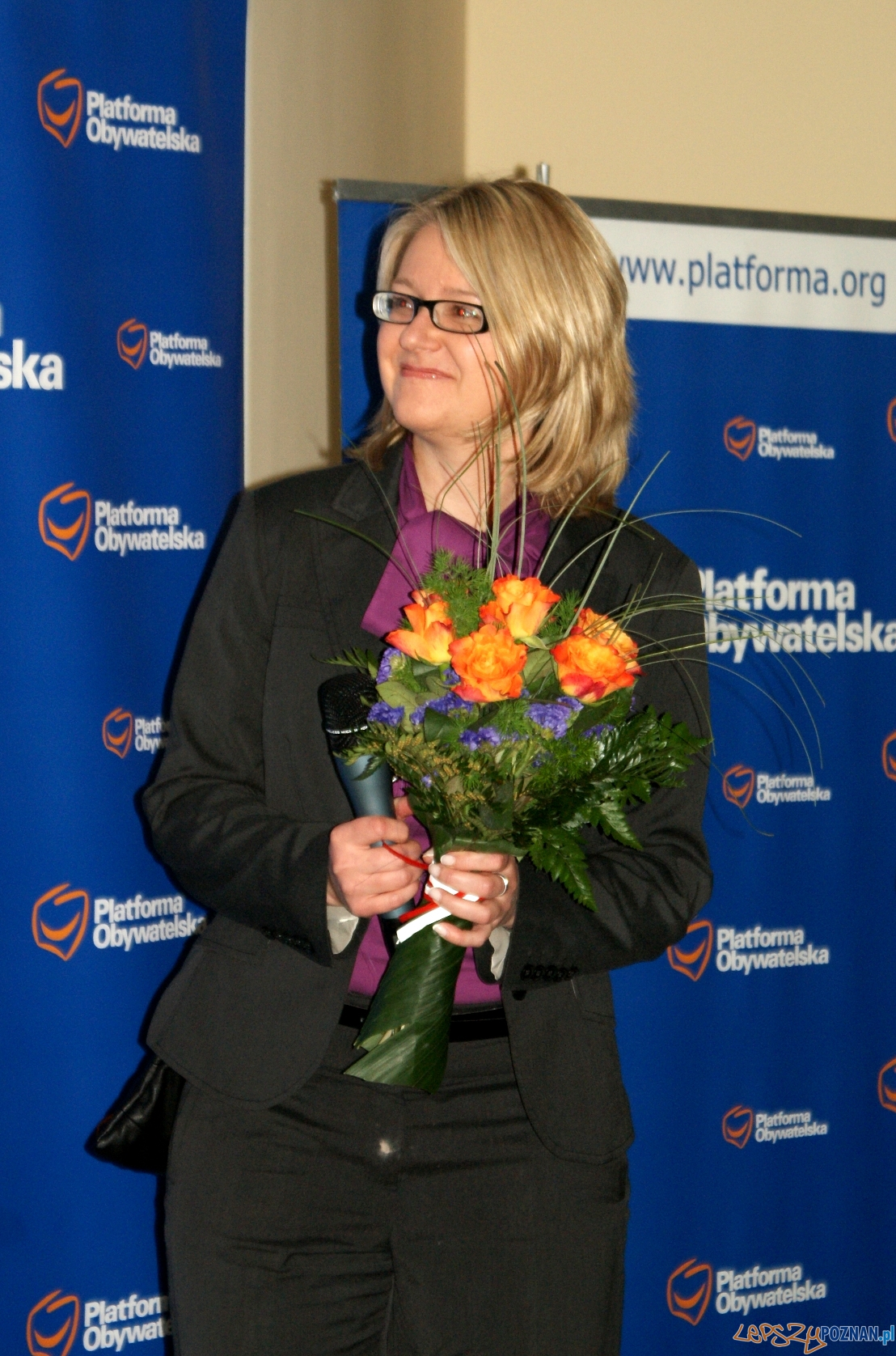 Agnieszka Kozłowska-Rajewicz  Foto: