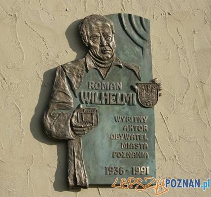 Tablica Romana Wilhelmiego