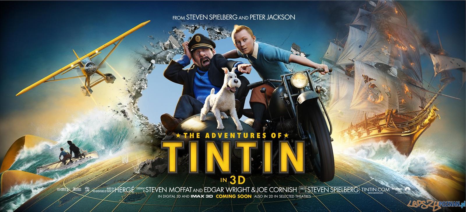 Przygody Tintina  Foto: Przygody Tintina