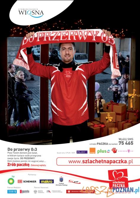 Szlachetna paczka 2011 Do przerwy 0:3  Foto: