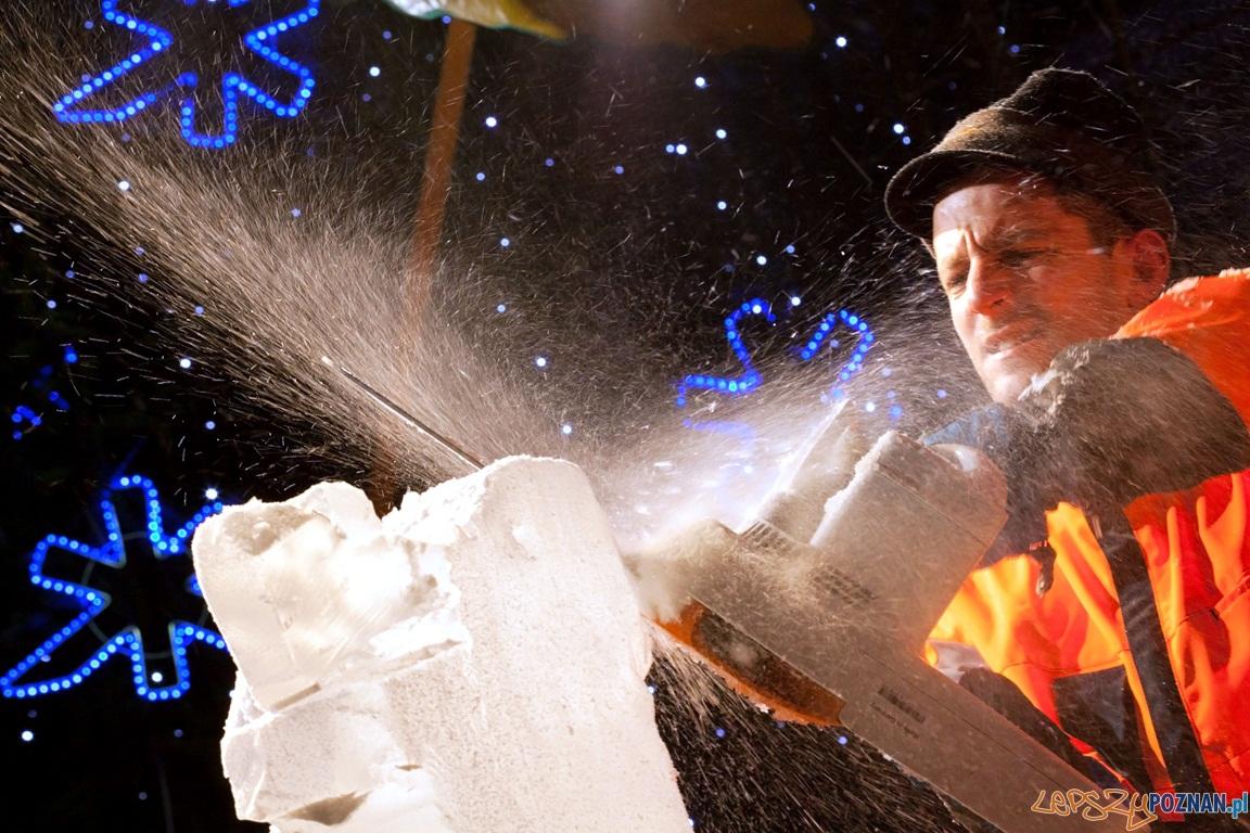 Speed Ice Carving  Foto: Paweł Urbański