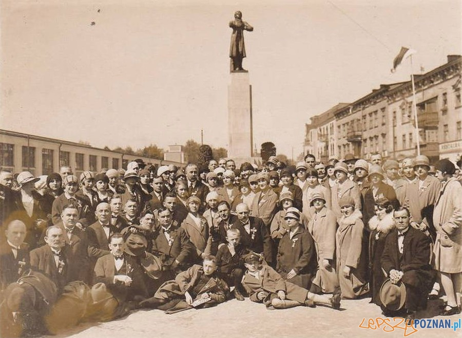 Pomnik Kosciuszki 1930  Foto: