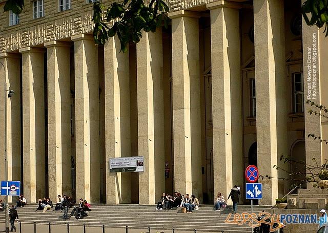 Uniwersytet Ekonomiczny  Foto: