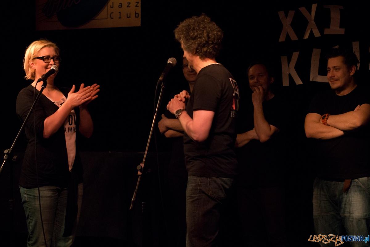 XXI KLUSKA - Klubowe Spotkanie Kabaretowe  Foto: lepszyPOZNAN.pl / Piotr Rychter