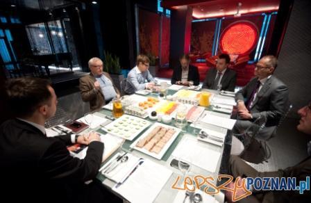 Sukcesja w firmach - debata  Foto: sollus.pl / Jacek Lisewski