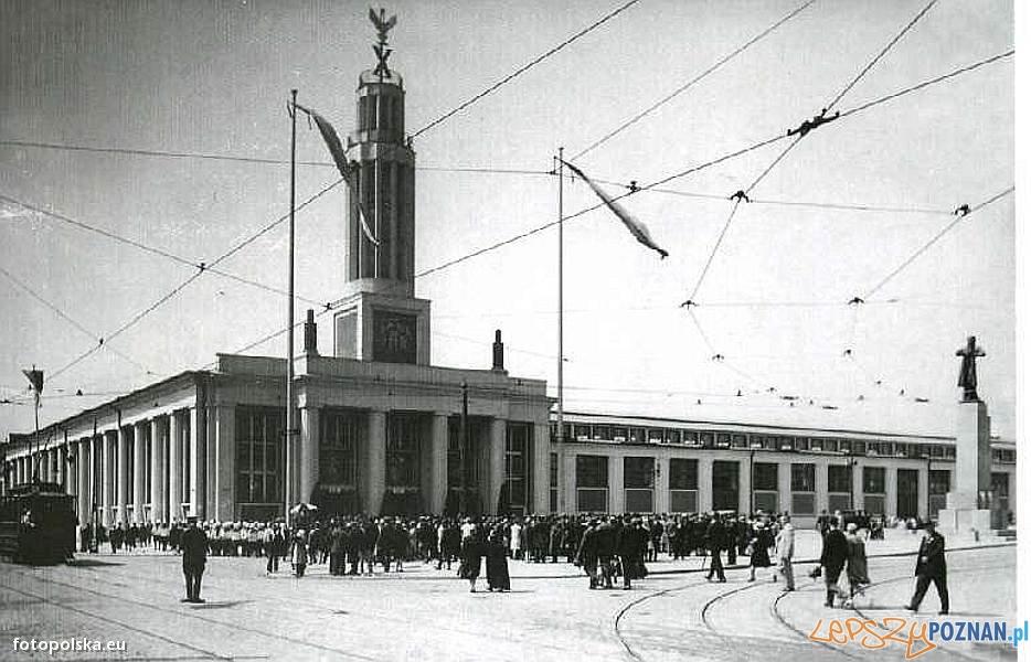 Pewuka w Poznaniu, rok 1929  Foto: fotopolska