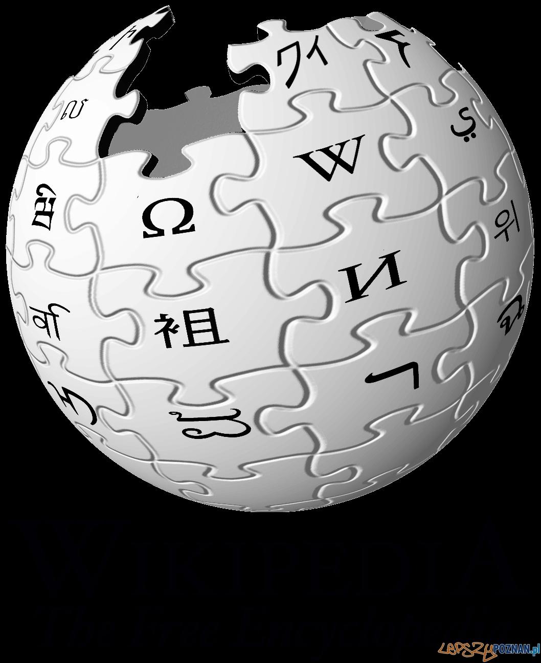 Wikipedia logo  Foto: