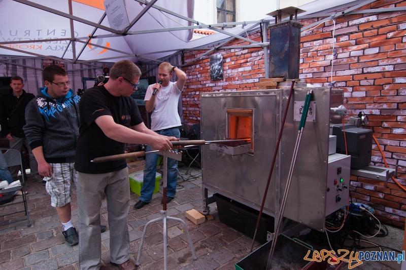 Glass Tour czyli Miato w Szkle - Poznań 13.05.2012 r.  Foto: LepszyPOZNAN.pl / Paweł Rychter