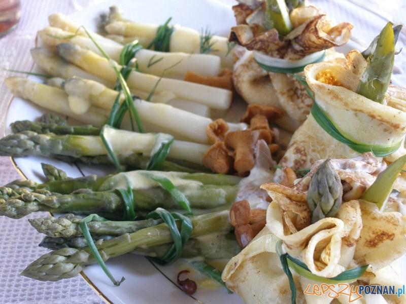 Szparagowe menu  Foto: Hotel Rzymski