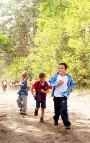Bieg o koronę Dąbrówki 2011  Foto: GOSiR Dopiewo