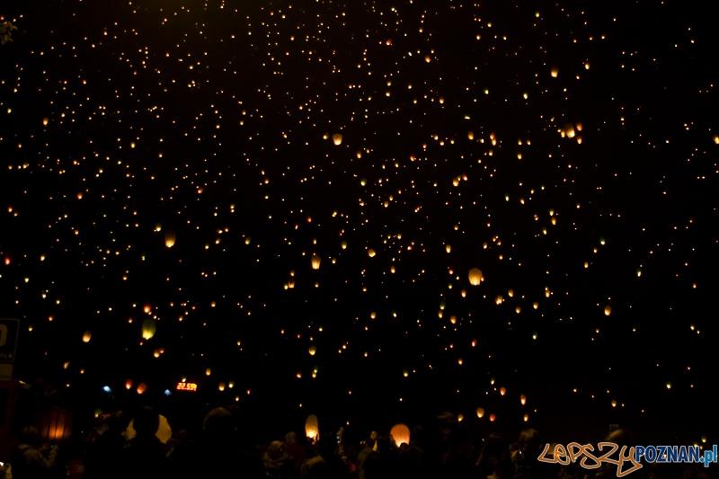 Noc Kupały nad Wartą - Poznań 21.06.2012 r.  Foto: Ewelina Gutowska