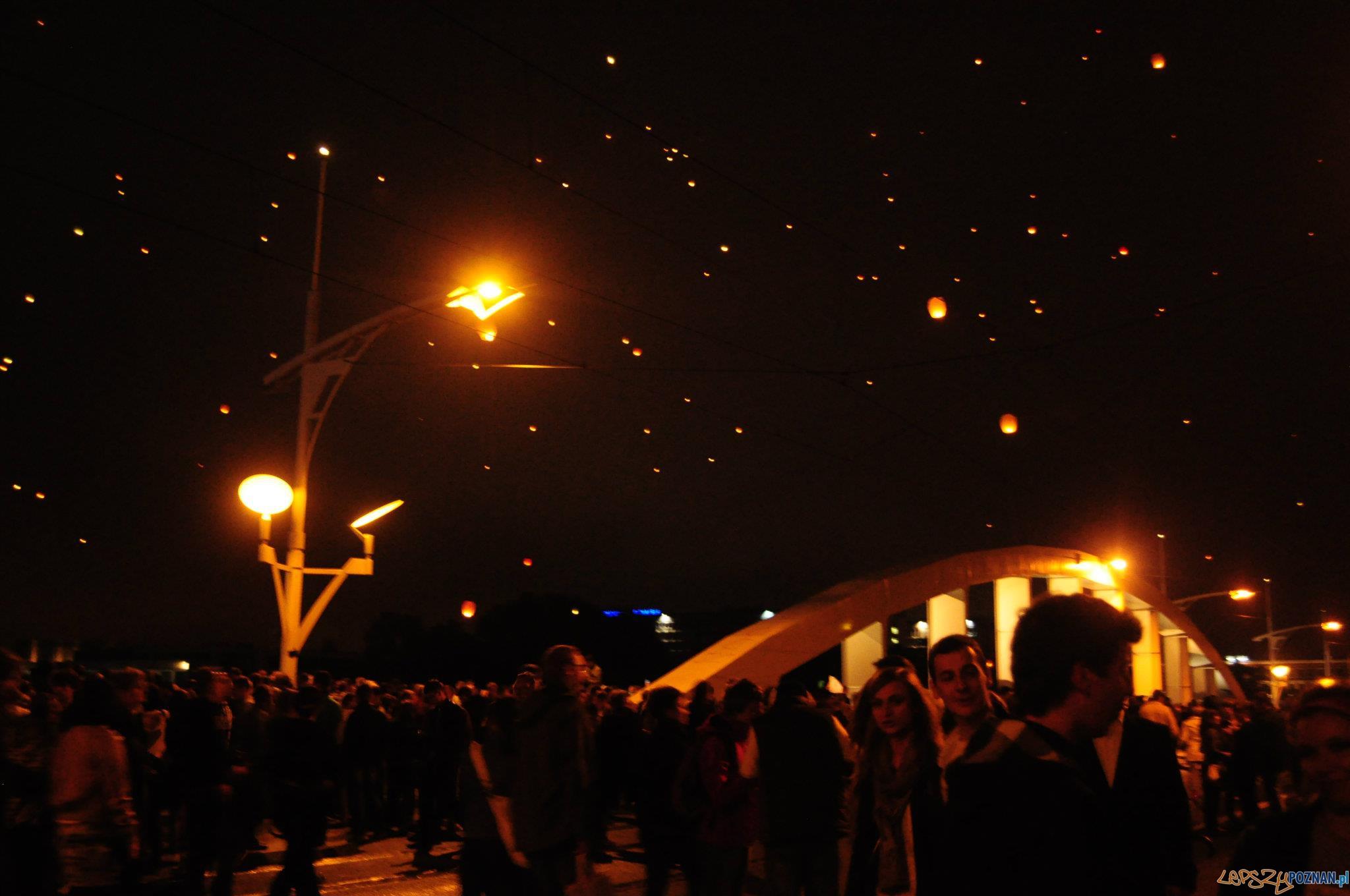 Noc Kupały 2012  Foto: Ewa Kornatowska
