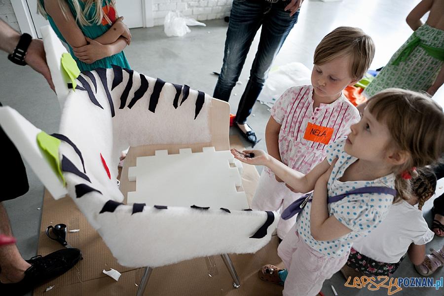 Fotel w Concordia Design  Foto: