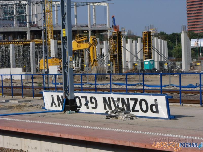 Rozbierany peron 3  Foto: lazarz.pl