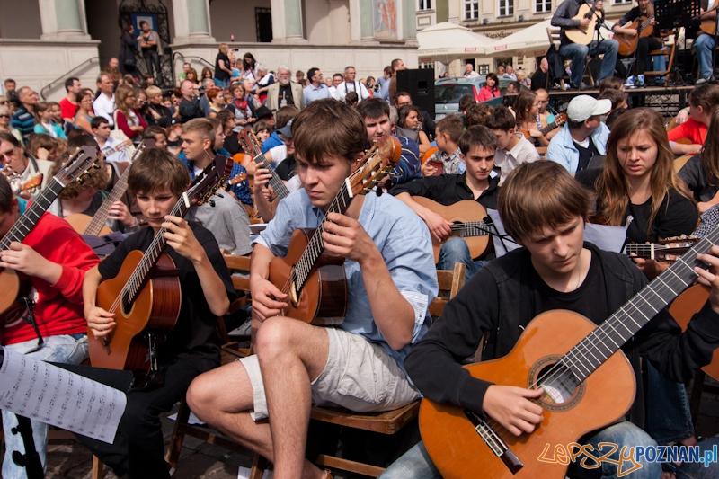 Festiwal Polska Akademia Gitary - Poznań 26.08.2012 r.  Foto: LepszyPOZNAN.pl / Paweł Rychter