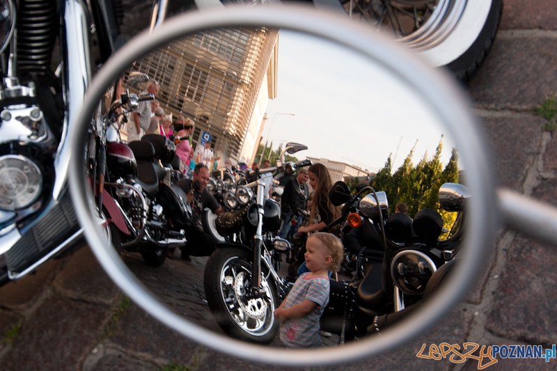 Zlot miłośników marki Harley Davidson  Foto: LepszyPOZNAN.pl / Paweł Rychter