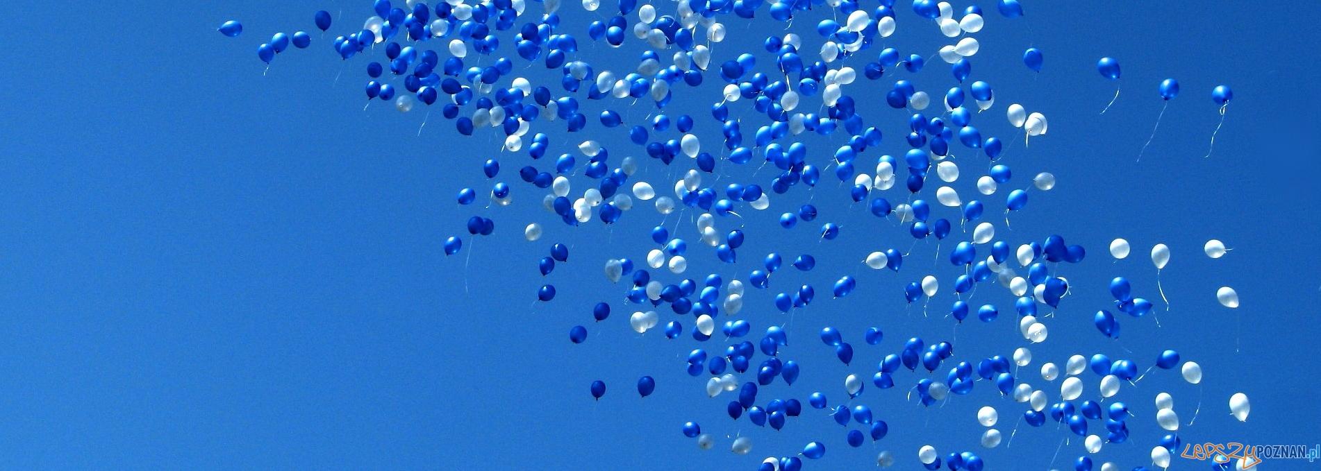 Balony  Foto: sxc