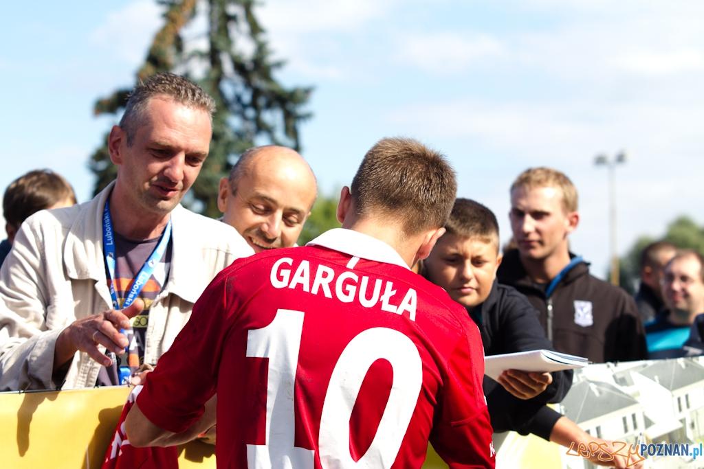 1/16 finału Pucharu Polski Luboński FC Fogo - Wisła Kraków  Foto: Agencja B3 / Anna Bernard