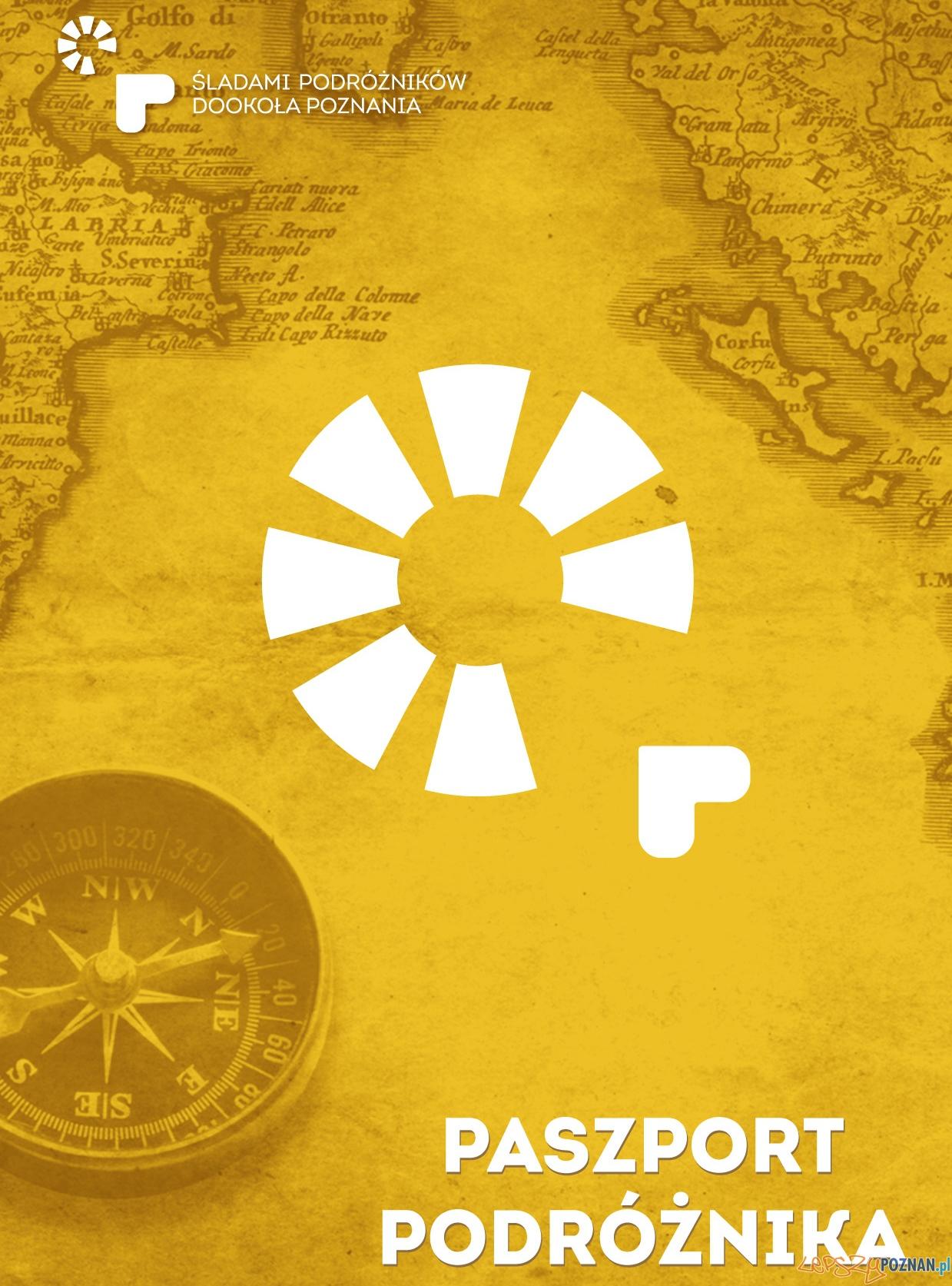Paszport podróżnika - plakat  Foto: Paszport podróżnika - plakat