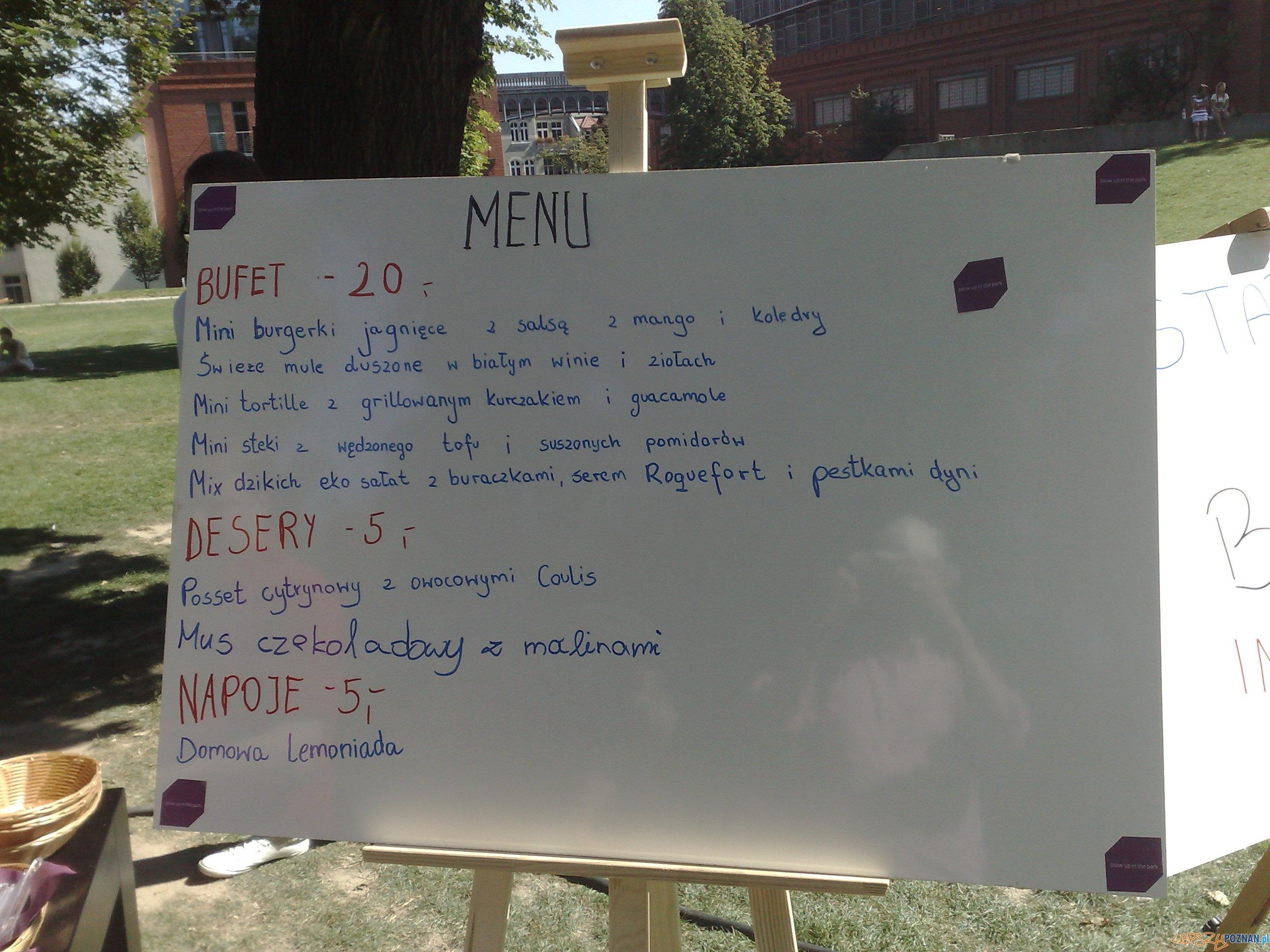 Restaurant Day - BlowUp  Foto: lepszyPOZNAN.pl / td