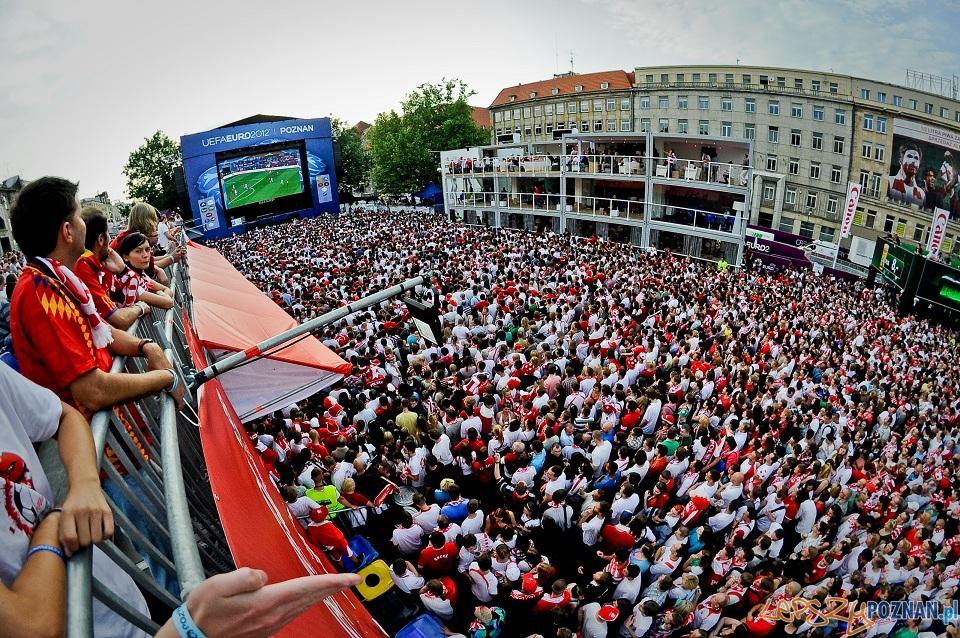UEFA EURO 2012 w Poznaniu_1  Foto: GRZEGORZ NELEC