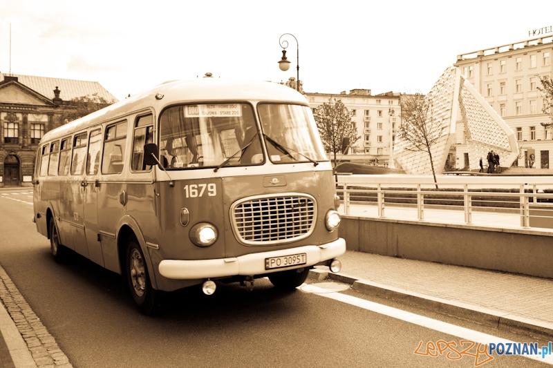 Linia turystyczna  Foto: lepszyPOZNAN.pl / Piotr Rychter