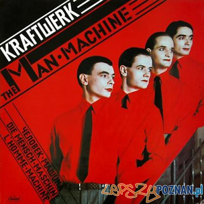 Kraftwerk okładka albumu The Man Machine  Foto: