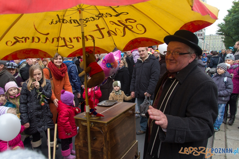 Fyrtel Świętego Marcina - 11.11.2012 r.  Foto: lepszyPOZNAN.pl / Piotr Rychter