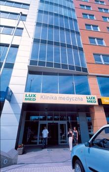 LUX MED w Poznaniu  Foto: przychodnie.pl