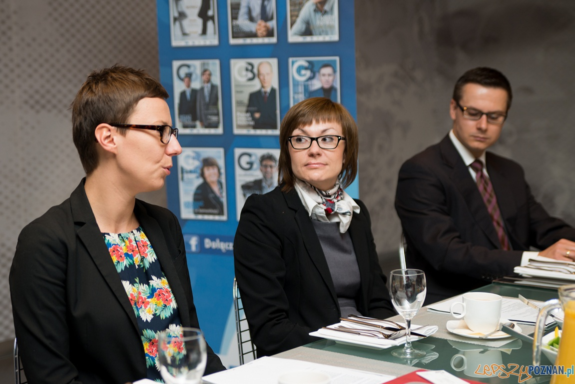 Pracownik nie z szablonu - debata  Foto: Sollus / Jacek Lisewski