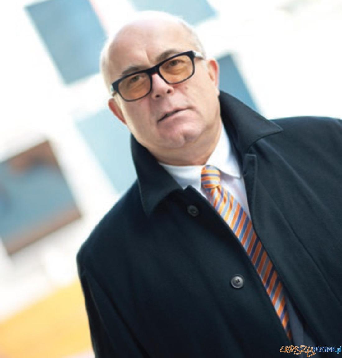 Adam Trybusz, nowy Kanclerz Loży Wielkopolskiej BCC, prezes spółki Andersia Property  Foto: Głos Biznesu