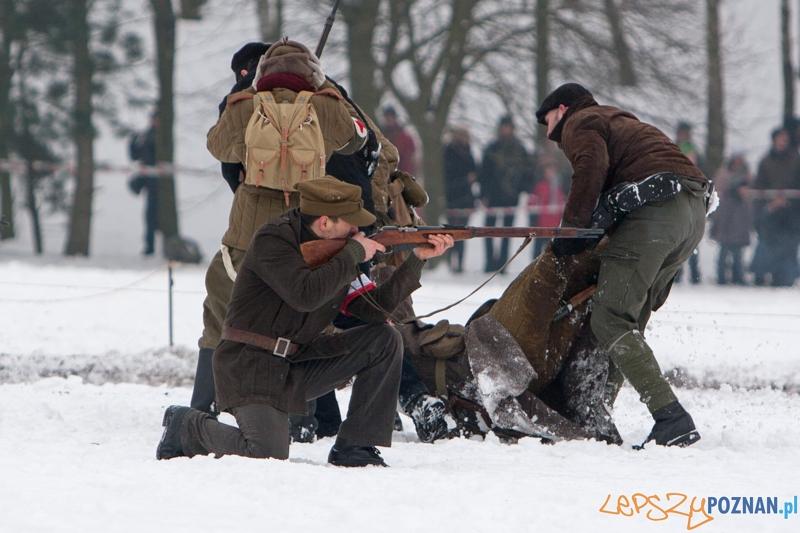 68. rocznica bitwy o Poznań - 23.02.2013 r.  Foto: LepszyPOZNAN.pl / Paweł Rychter