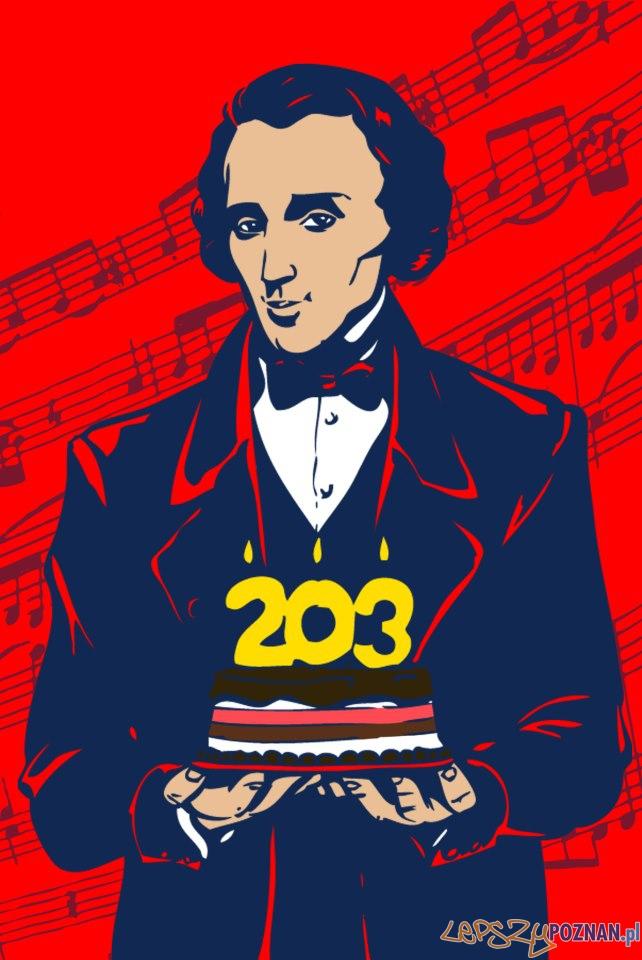 Chopin na urodziny  Foto: