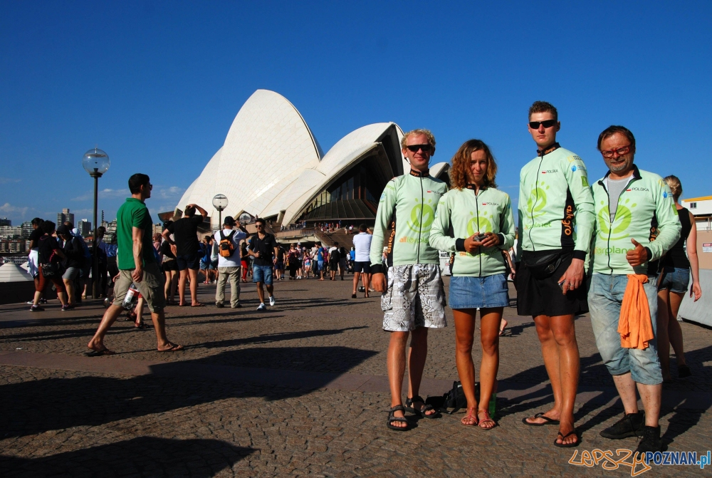 Sydney zdobyte  Foto: materiały all for planet
