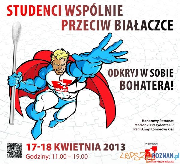 Studenci Wspólnie Przeciw Białaczce  Foto: Studenci Wspólnie Przeciw Białaczce