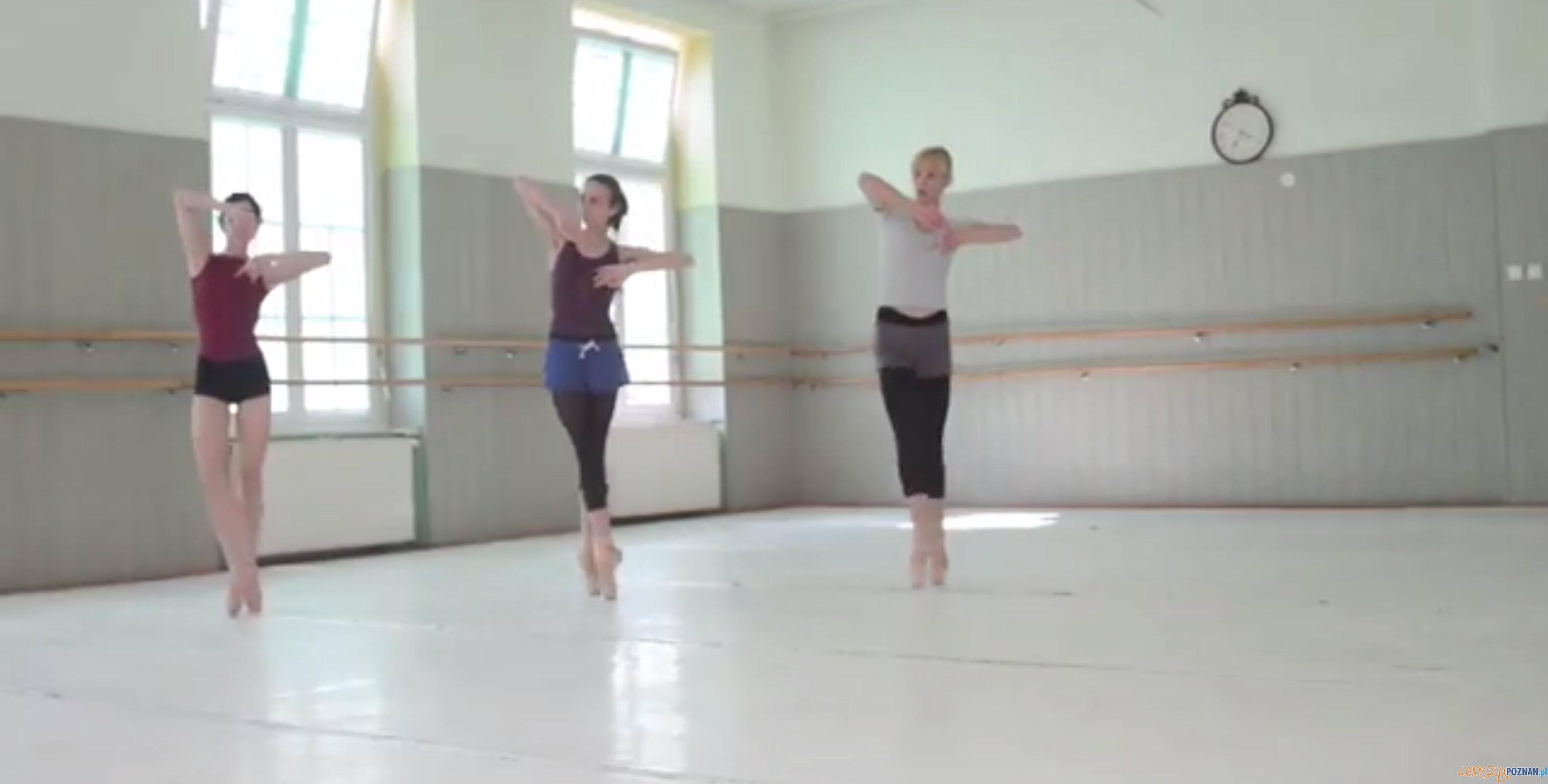 LUTOSŁAWSKI. Premiery młodych choreografów  Foto: LUTOSŁAWSKI. Premiery młodych choreografów (stopklatka z youtube)