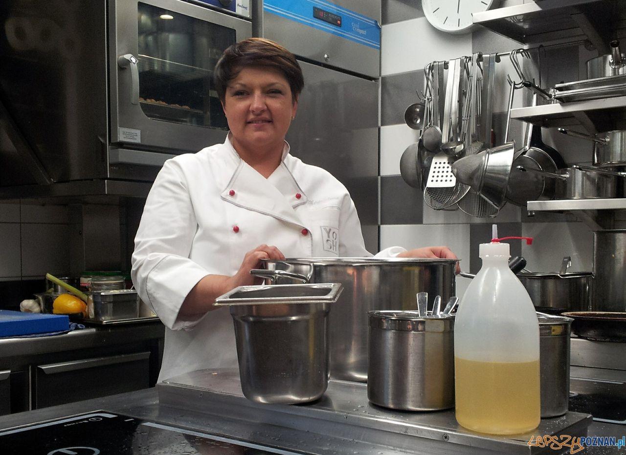 Magdalena Ossowska – kucharz w restauracji YOSH  Foto: Magdalena Ossowska – kucharz w restauracji YOSH