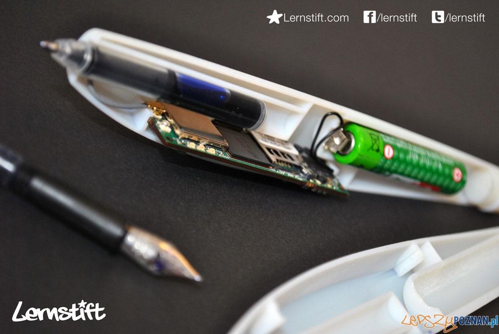 Lernstift Prototype 1  Foto: Lernstift UG / michael-poganiatz.de