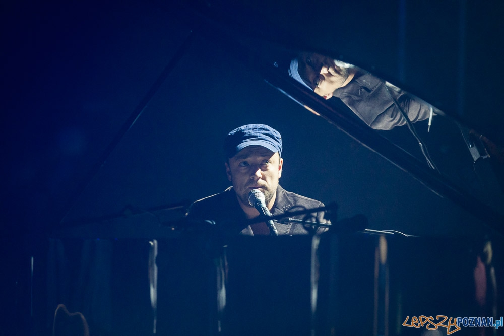 Czesław Śpiewa  Foto: Maciej Nowaczyk