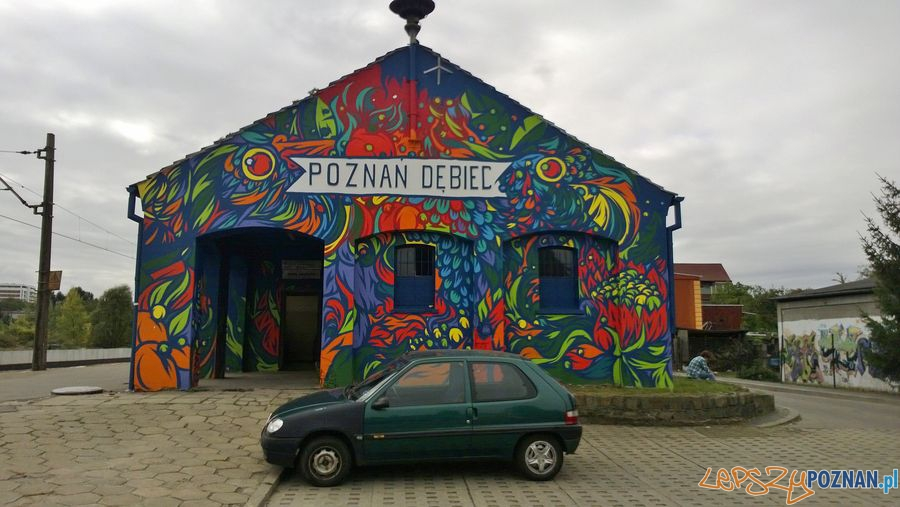 Dworzec Poznań Dębiec  Foto: TD