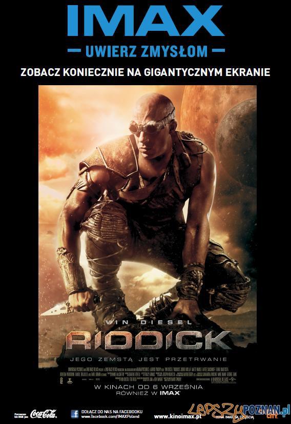 IMAX Riddick  Foto: IMAX Riddick