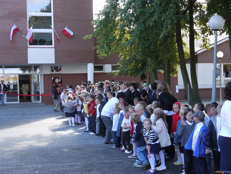 Nowa szkoła w Paczkowie  Foto: M.Woliński