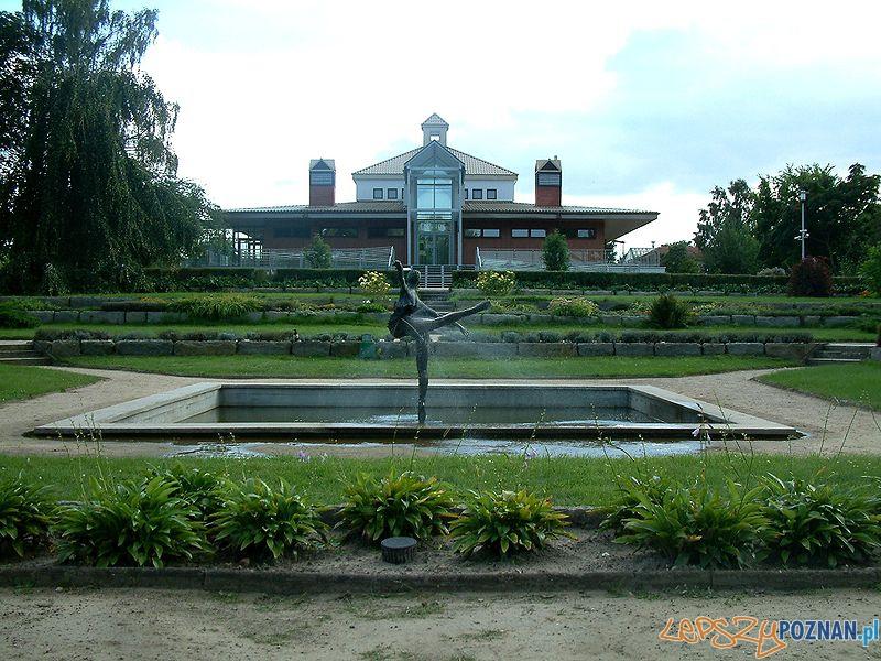 Ogród Botaniczny w Poznaniu - sierpień 200  Foto: CC wikipedia