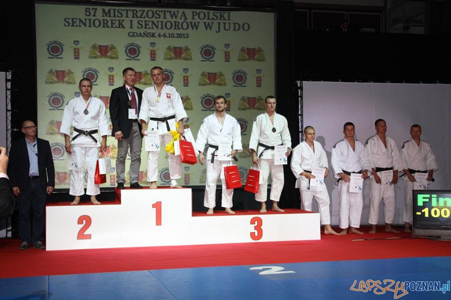 Patryk Kusza brązowym medalistą Mistrzostw Polski Seniorów w Judo  Foto: Gimnazjon Suchy Las