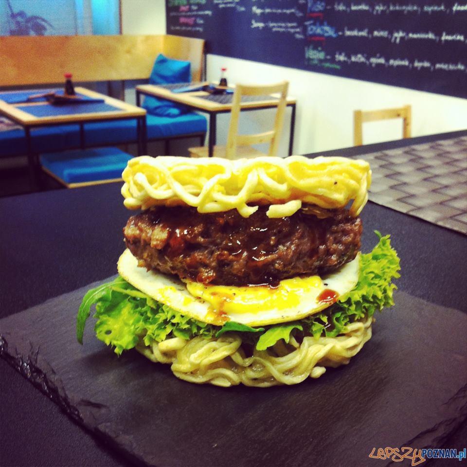 Ramen Burger  Foto: facebook
