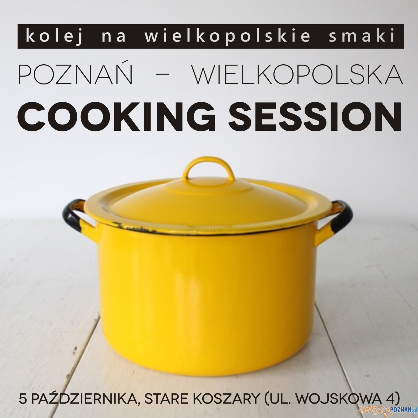 Cooking session  Foto: