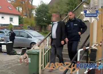 Szeryf internetu zatrzymany  Foto: Policja